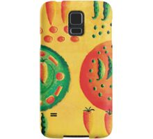 Carrots and Peas Samsung Galaxy Case/Skin