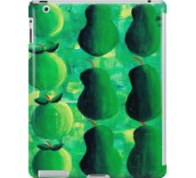 Apples Pears and Limes iPad Case/Skin