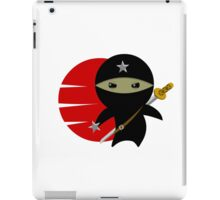 NINJA STAR iPad Case/Skin