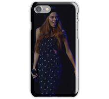 Model on the catwalk at the Clothes Show live 2014 in Birmingham iPhone Case/Skin