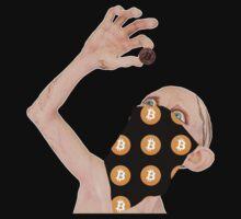 Bitcoin - My Precious by NibiruHybrid