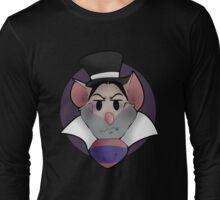 Professor Ratigan separate  Long Sleeve T-Shirt