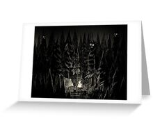 Forest is Alive Greeting Card