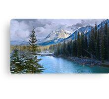 Mount Ishbel Canvas Print