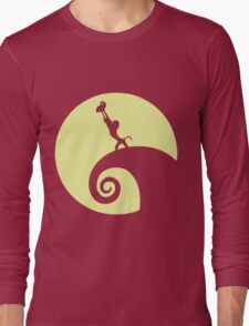 Circle of Fright Long Sleeve T-Shirt
