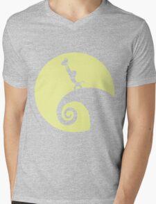 Circle of Fright Mens V-Neck T-Shirt