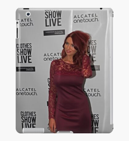 Amy Childs iPad Case/Skin