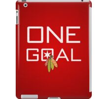 One Goal iPad Case/Skin