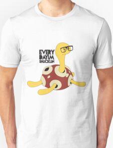 Everyday I'm Shucklin Unisex T-Shirt