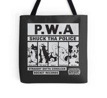 Shuck Tha Police Tote Bag