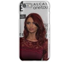 Amy Childs iPhone Case/Skin
