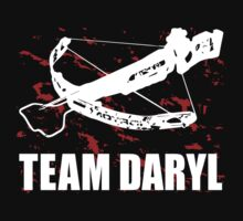 Team Daryl Dixon The Walking Dead T-Shirt