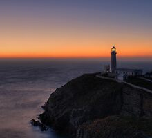 South Stack Lighthouse, Holy Island by Andy Pearson