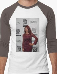 Amy Childs Men's Baseball ¾ T-Shirt