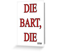 The Bart, The Greeting Card