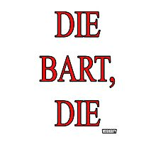 The Bart, The Photographic Print