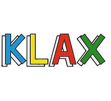 KLAX. Photographic Print