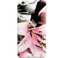 Poisoned Flowers iPhone Case/Skin