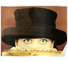 Self Portrait - BillyLee Poster