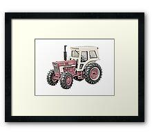 International Havester Farmall 1566 Framed Print