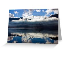 Almost Heaven Greeting Card