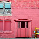 Pink•Off Whyte by Robert Meyer