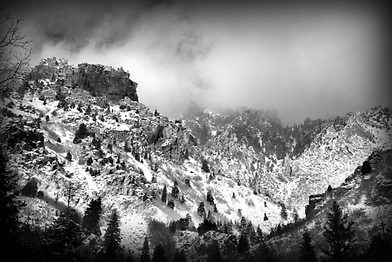 American Fork Canyon by Ryan Houston