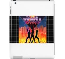 Texas Toku Taisen - Justice Prevails!  iPad Case/Skin