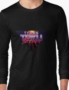 Texas Toku Taisen - Justice Prevails!  Long Sleeve T-Shirt