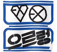 EXO XOXO Poster