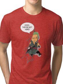 Lost Zoro Tri-blend T-Shirt