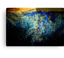 Grease Lightning Canvas Print