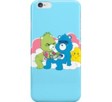 Care Bears Ink (in blue for boys) iPhone Case/Skin