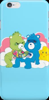 Care Bears Ink (in blue for boys) by John Perlock