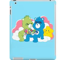 Care Bears Ink (in blue for boys) iPad Case/Skin