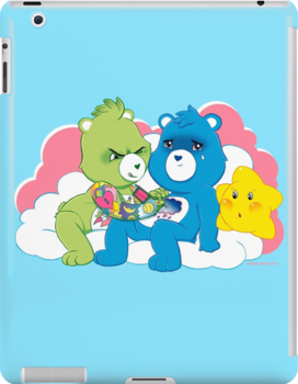 Care Bears Ink (in blue for boys) by John Perlock