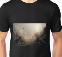 The Mountain Fort of ADION Unisex T-Shirt