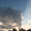 clouds by gypsykatz