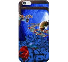 Swimming Through the Sewers of My Mind DE iPhone Case/Skin