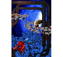 Swimming Through the Sewers of My Mind DE Photographic Print