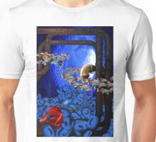 Swimming Through the Sewers of My Mind DE Unisex T-Shirt