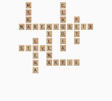 Warehouse Scrabble T-Shirt