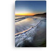 Tidal Surge Canvas Print