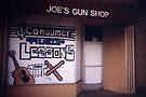 Joe's Gun Shop by John Douglas