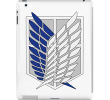 Attack on Titan - Scouting Legion iPad Case/Skin