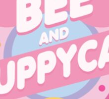 Bee and Puppycat Sticker