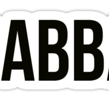 Gabba gabba hey  Sticker