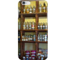Chemist's Shop iPhone Case/Skin