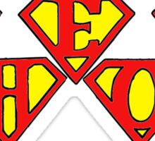 Super Hey, Ho, let's go!!   - Super Punk - Sticker