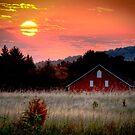 SUNRISE IN GETTYSBURG by Diane Peresie